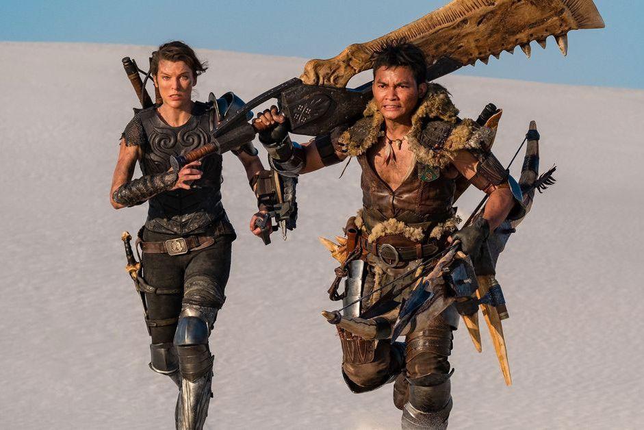 Monster Hunter, Lt. Artemis and Hunter